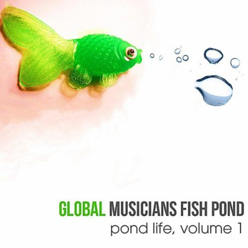 Global musicians fish pond pond life vol 1 for Amazon fish ponds