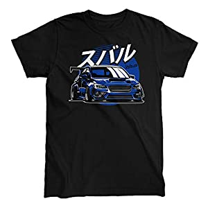 Subie Fifth Generation Blue T-Shirt |
