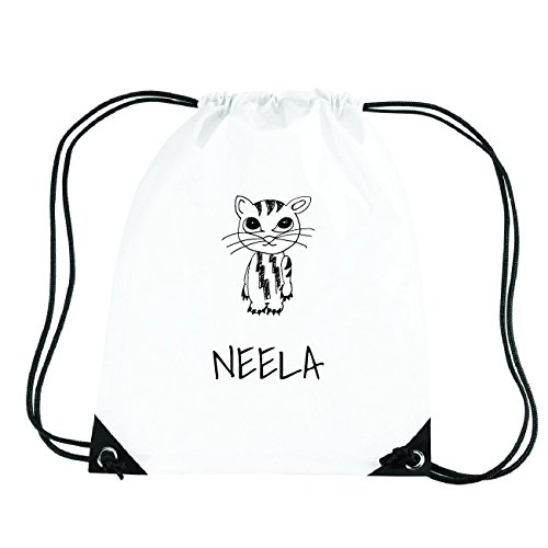JOllipets NEELA Turnbeutel Sport Tasche PGYM5806 Design: Katze