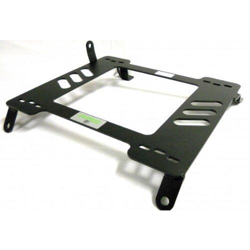 (Driver Seat Bracket for MOMO / NRG / Sparco / Recaro / Bride / OMP - Subaru WRX/STI (2008+) - Part #SB020DR)