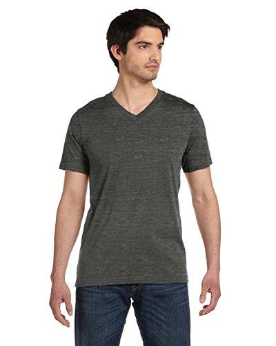 (Bella + Canvas Unisex-Adult Jersey Short-Sleeve V-Neck T-Shirt)