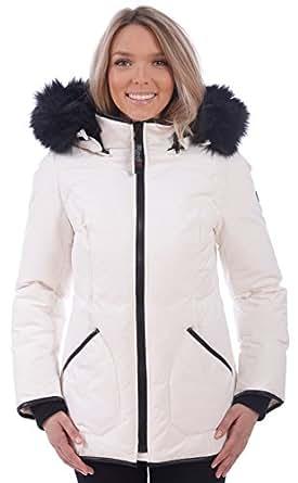 Amazon.com: RedX Canada Women's Short Puffer Down Winter