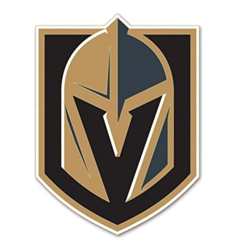 Nhl Team Logos - WinCraft NHL Vegas Golden Knights Logo 1-inch Metal Collectors Pin