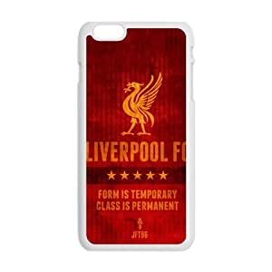 Happy Liverpool F.C. Cell Phone Case for Iphone 6 Plus