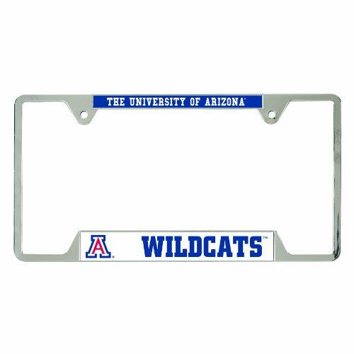 (WinCraft NCAA Arizona Wildcats License Plate Frames, 21607010)