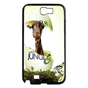 UNI-BEE PHONE CASE For Samsung Galaxy Note 2 Case -Giraffe Design-CASE-STYLE 17