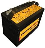 12 Volt 105 Amp Hour Sealed Solar Deep Cycle Battery, Advanced Gel Technology
