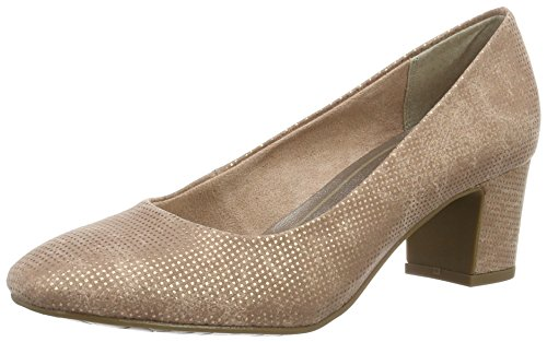Marco Tozzi Damen 22426 Pumps Pink (Rose Metallic 952)