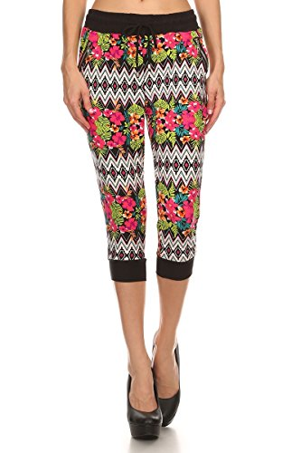 LA12ST Outdoor Stretch Printed Cropped product image