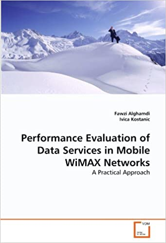 Book Performance Evaluation of Data Services in Mobile WiMAX Networks: A Practical Approach
