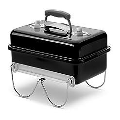Weber 1131004 Go Anywhere Portable BBQ