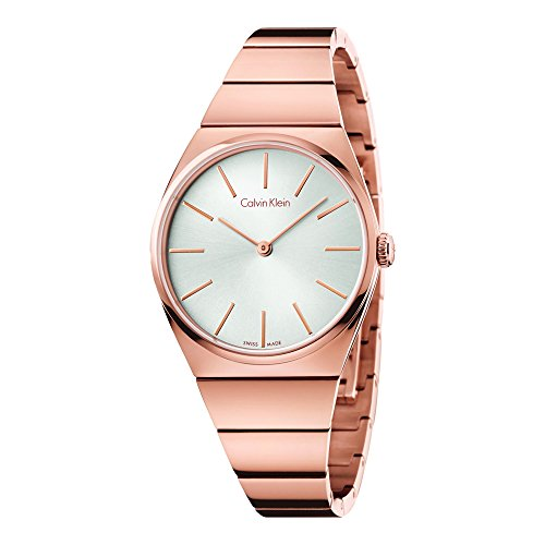 Calvin Klein Supreme Women's Quartz Watch K6C2X646