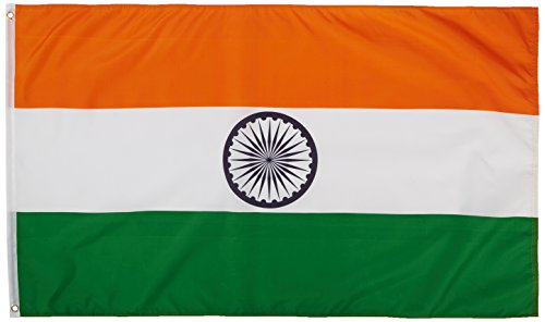 Quality Standard Flags India Polyester