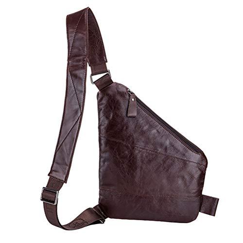 Bao En Backpack De Cross Aire B Deporte Pecho Piel Pack Al Fines Honda Viajar Paquete El Excursionismo Theft Body La Genuina Libre Múltiples Para Bolsas Anti Bolso 0pxr0