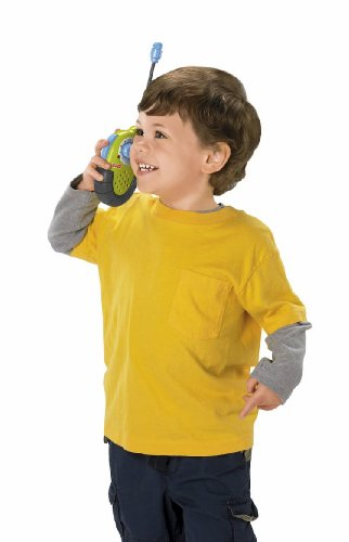 Fisher-Price Kid-Tough Walkie Talkies (Colors May Vary) by Fisher-Price (Image #2)