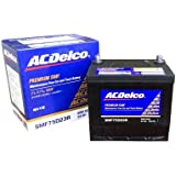 ACDelco [ エーシーデルコ ] 国産車バッテリー [ Maintenance Free Battery ] SMF75D23R