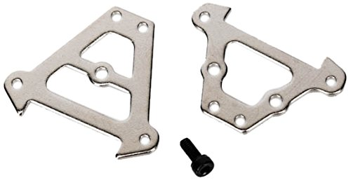 Traxxas 7023A 1/16 Steel Bulkhead Tie Bars, Front and Rear