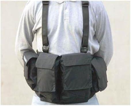Newswear - Chaleco para Hombre, Impermeable, cámara réflex Digital ...