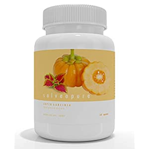 Super 3-in-1 Garcinia Cambogia and Forskolin with Green Tea Weight Loss Formula - 60 Capsules - Super Pure Garcinia Combo - Powerful, Safe Weight Loss Supplement - Unique Formulation for Men and Women - Includes Our Better Than Money Back Satisfaction Guarantee©
