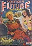 "Books : CAPTAIN FUTURE Man of Tomorrow, The Wizard of Science: Spring 1944 (""Days of Creation""; vt - ""The Tenth Planet"")"