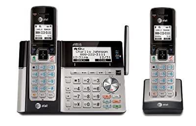 AT&T L90073 DECT 6.0 Accessory Handset for TL92273