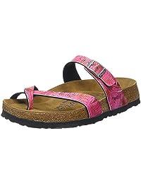 Birkenstock Women's Tabora Soft Cork Footbed Toe Ring Sandal
