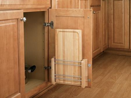 Rev-A-Shelf 4DMCB-15 Door Mount Cutting Board - Wood/Wire & Amazon.com: Rev-A-Shelf 4DMCB-15 Door Mount Cutting Board - Wood ...