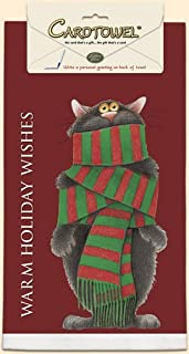 product image for Fiddler's Elbow FEK840 Warm Holiday Wishes Towel