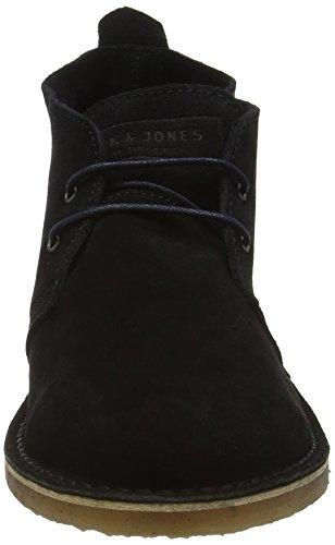 Jones amp; Jack Nero Gobi Stivaletti Anthracite Black Uomo ORq5qPTxWw