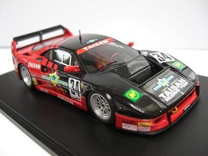 Amazon Ebbro 143 Taisan Star Card Ferrari F40 Jgtc 1995 34
