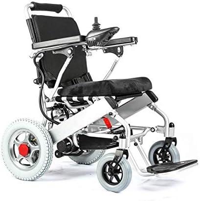 Ultra Light Folding Electric Wheelchair