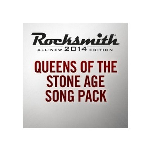 Rocksmith 2014: Queens of the Stone Age Pack 5-song Bundle - PS4 [Digital Code]