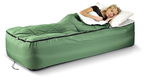 Price comparison product image Guide Gear Twin Air Bed Fitted Cover/Sleeping Bag