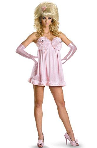 [8eighteen Austin Power Dr. Evil Fembot Sassy Deluxe Adult Costume] (Fembot Austin Power Costume)