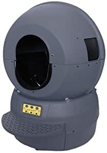 Litter Robot LRII - Automatic Self-Cleaning Litter Box, Gray