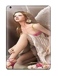 Cute Appearance Cover/tpu THuFpgs14124hMEaK Angel Case For Ipad Air
