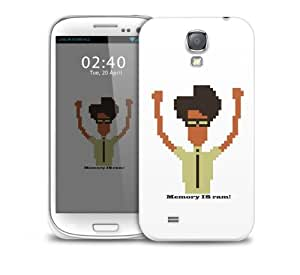 Memory Is Ram The IT Crowd Samsung Galaxy S4 GS4 protective phone case
