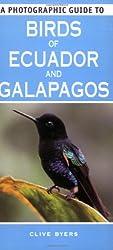 Photographic Guide to Birds of Ecuador and Galapagos