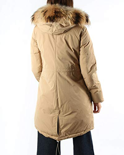 Parka Parka Military Woolrich Sabbia Lungo Parka Lungo Military Military Woolrich Woolrich Sabbia Lungo UwqwAO
