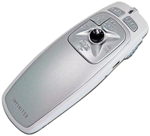 INFINITER LR-22GR Wireless Remote/Mouse/Presenter/Media P...