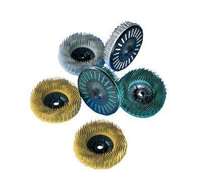 SEPTLS40504801124243 - 3M Abrasive Scotch-Brite Bristle Discs - 048011-24243
