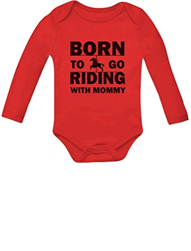 Born to Go Riding with Mommy Gift for Horse Lovers for sale  Delivered anywhere in USA