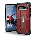 URBAN ARMOR GEAR UAG Designed for Samsung Galaxy S10 Plus [6.4-inch Screen] Plasma [Magma] Military Drop Tested Phone Case