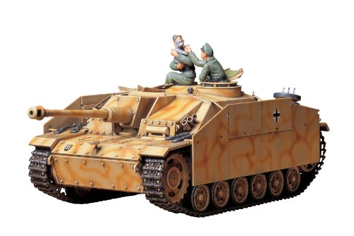 Tamiya Models Sturmgeschutz III Ausf.G Early Version Model Kit