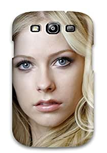 For Galaxy S3 Tpu Phone YY-ONE(celebrity Avril Lavigne)