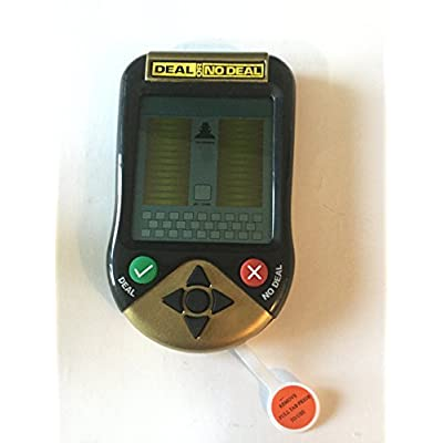 Deal Or No Deal Electronic Handheld Game: Toys & Games