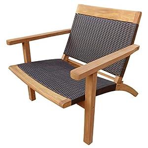 418j2xhLQVL._SS300_ Teak Lounge Chairs & Teak Chaise Lounges