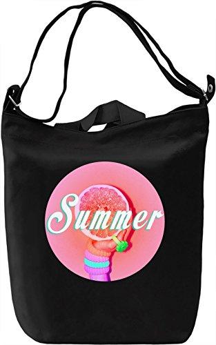 Taste Of Summer Borsa Giornaliera Canvas Canvas Day Bag| 100% Premium Cotton Canvas| DTG Printing|