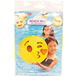 (Pack of 36) Beach Ball Emoji Asstorted Party Flavor