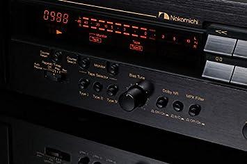 Nakamichi DR 2 Discrete 3 head cassette deck